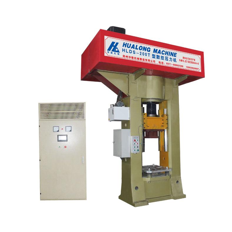 200T电动螺旋压力机